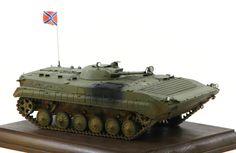 BMP-1, Pro-Russian Forces, Ukraine 2014