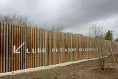 Patinoire écologique, Etampes | Kaplan projets