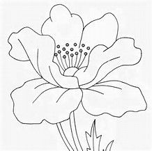 Image result for Flower Applique Template