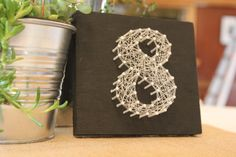 String Art, Table Numbers