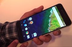 Nexus 6P and Nexus 5X unboxing videos show Google's latest up-close