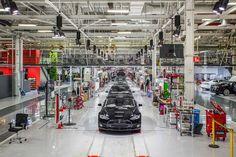 Tesla will 2020 eine Million Autos bauen