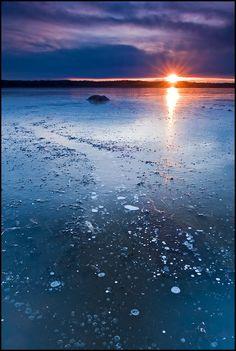Sandy Beach Sunrise  by ~slickwilly182