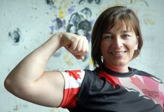 Chantal Leduc, Pro Arm Wrestler Still Working, Athletes, Arms, Wrestling, Lucha Libre, Firearms