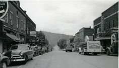 ...Main Street Mt. Vernon back in the day...
