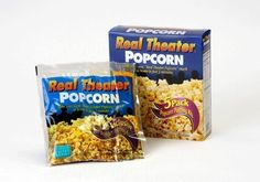Real Theater All Inclusive Popcorn Popping Kits 275 Ounce box Pack of 4 *** Learn more by visiting the image link.