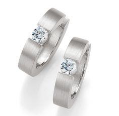 Ohrstecker Bridal III by verlobungsring. Earring Backs, Earring Set, Diamonds In The Sky, Ring Verlobung, Nordstrom, Hoop Earrings, Wedding Rings, Engagement Rings, Sterling Silver