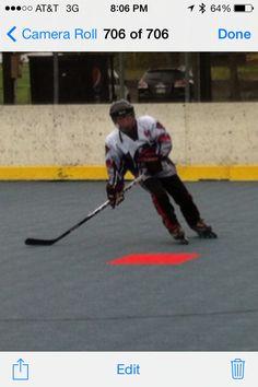 Tour Hockey Thor LX-5 Inline Hockey Skate