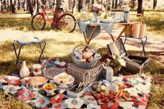 Summer Italian picnic.