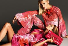 Gucci Spring Summer 2013 Advertising Campaign