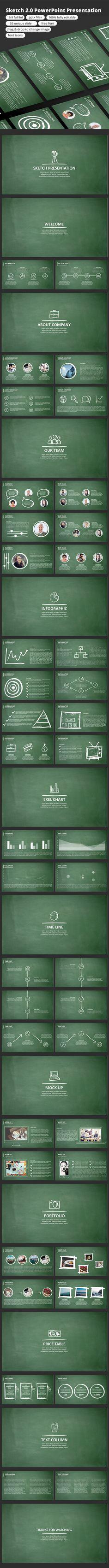 Sketch 2.0 - PowerPoint Presentation