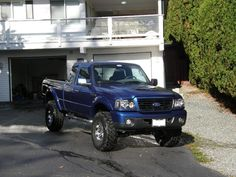 Blue Ford Ranger - Google Search