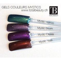 Johann Gel Color 5 ml 5 Ml, Gel Color, Mystic, Eyebrows, Makeup, Products, Color
