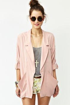 #fashionforward .. NEED that blazer!