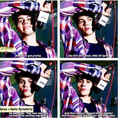 Dylan O´Brien talking about pranking D. Sprayberry - Teen Wolf