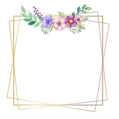 Popular and Trending flower Stickers on PicsArt Floral Watercolor Background, Gold Wallpaper Background, Poster Background Design, Pastel Background, Background Vintage, Graduation Images, Eid Crafts, Most Popular Flowers, Presentation Backgrounds