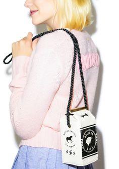 Dolls Kill The Legend Dairy Bag