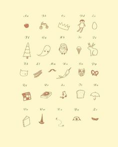 The Black Apple's ABC - Alphabet Print by Emily Winfield Martin on Etsy Abc Alphabet, Alphabet Print, Traditional Frames, Black Apple, Ready To Pop, Limited Edition Prints, Words, Etsy, Illustrations