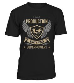 Production - What's Your SuperPower #Production