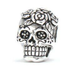 skull pandora charm - Google Search