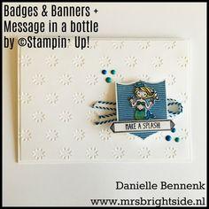 Mrs. Brightside - Danielle Bennenk | Badges & Banners #WWYS120 #weeklyplayer
