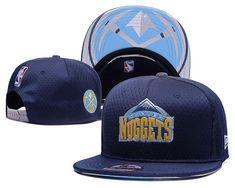 Denver Nuggets NBA Snapback
