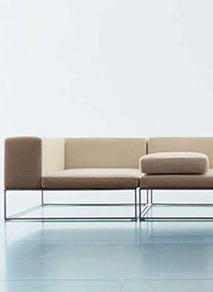 Ile sofa by Piero Lissoni for Living Divani