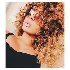 @ayeza_curls  ☀️☀️ #hair2mesmerize #naturalhair #healthyhair
