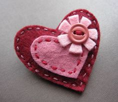 Brooch------- Cute--Great Idea :)
