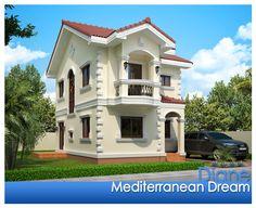 mediterranean dream homes googleda ara. beautiful ideas. Home Design Ideas