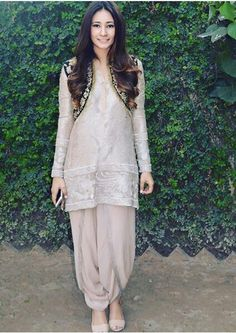 Pakistani outfit by Elan.