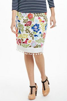 #anthropologie.com        #Skirt                    #Festa #Pencil #Skirt     La Festa Pencil Skirt                               http://www.seapai.com/product.aspx?PID=1422672
