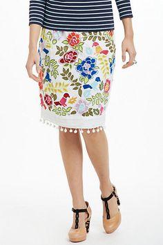 #anthropologie.com        #Skirt                    #Festa #Pencil #Skirt     La Festa Pencil Skirt                               http://www.seapai.com/product.aspx?PID=1422672