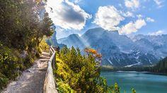 Webshots - Lake Braies, Bolzano, Italy