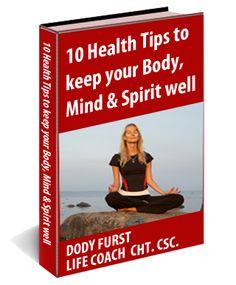 Free ebook to keep you healthy.