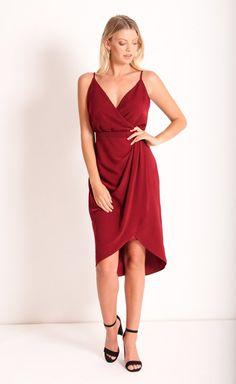 Billedresultat for tulip skirt Tulip Skirt, Tulip Dress, Buy Dress, Wrap Dress, Tulips, Cool Style, Satin, Detail, Formal