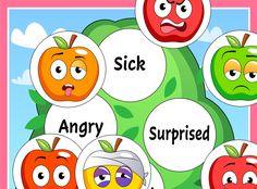Free printable worksheets. TeachersMag.com Preschool Apple Theme, Preschool Books, Preschool Themes, Preschool Lessons, Animal Worksheets, Free Printable Worksheets, Preschool Worksheets, Sorting Activities, Learning Activities