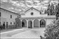 San Vivaldo in Valdelsa detto anche la Gerusalemme di Toscana - In questo convento e in quello della Verna in Casentino venivano inviati i religiosi in punizione