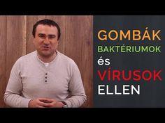 5 természetes szer, gombák, vírusok és baktériumok ellen - YouTube Medicine, Tapestry, Health, Youtube, Mens Tops, Tapestries, Health Care, Youtubers, Medical Technology