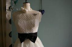 Vestidos de novia inspirados en los 50