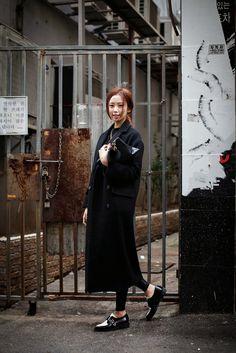 On the street... Jihyun Kim Busan  | @printedlove