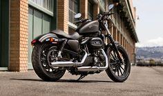 Harley Davidson Iron 833 #HarleyDavidson #Harley #motorcycle la mas hermosa de todas