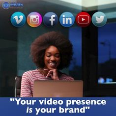 "Elite Media Group, Inc. ""Your video presence IS your brand"" You Videos, Social Media, Group, Instagram, Social Media Tips, Social Networks"