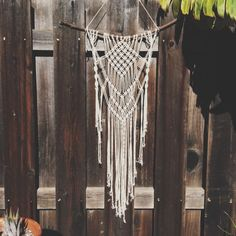 Bohemian Macrame Wall Hanging by NaativStudios on Etsy