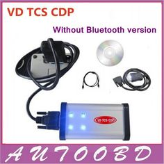 (2pcs)+DHL Freeship! VD TCS CDP pro plus Led Light 2014 R2 dvd Software OBDII OBD2 diagnostic Scan Tool for Cars Trucks 3in1 #Affiliate