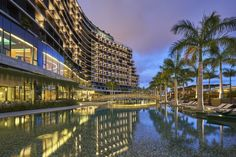 Savoy Palace, hotel project in Funchal, Madeira, Portugal Cancun, Tulum, Funchal, Palace Hotel, Hotel Lobby, Resorts, Visit Portugal, Beautiful Hotels, Hotel Reviews
