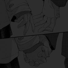 Dark Art, Love Art, Aesthetic Anime, Aesthetic Wallpapers, Kitten, Manga, Black And White, Cute, Fictional Characters