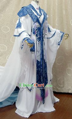 Hanfu, Kimono, Ancient Chinese (Male).