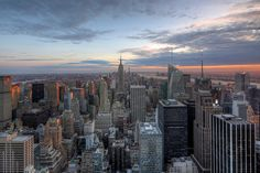 Empire State Sunset | ❖ Gallery and Prints ❙ ❙ ❙ My Google P… | Flickr