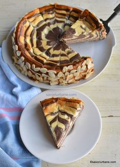 Romanian Desserts, Pastry And Bakery, Dessert Recipes, Dinner Recipes, Sweet Cakes, Sweet Recipes, Cheesecake, Deserts, Food And Drink